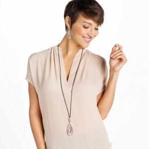 Brighton Jewelry - Brighton Luxe Loop Rope necklace